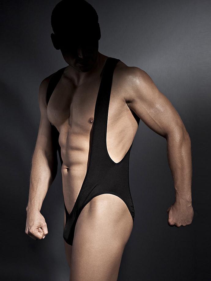 Anais Men - Body Bryan Black