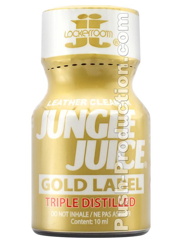 JUNGLE JUICE GOLD LABEL TRIPLE DISTILLED small