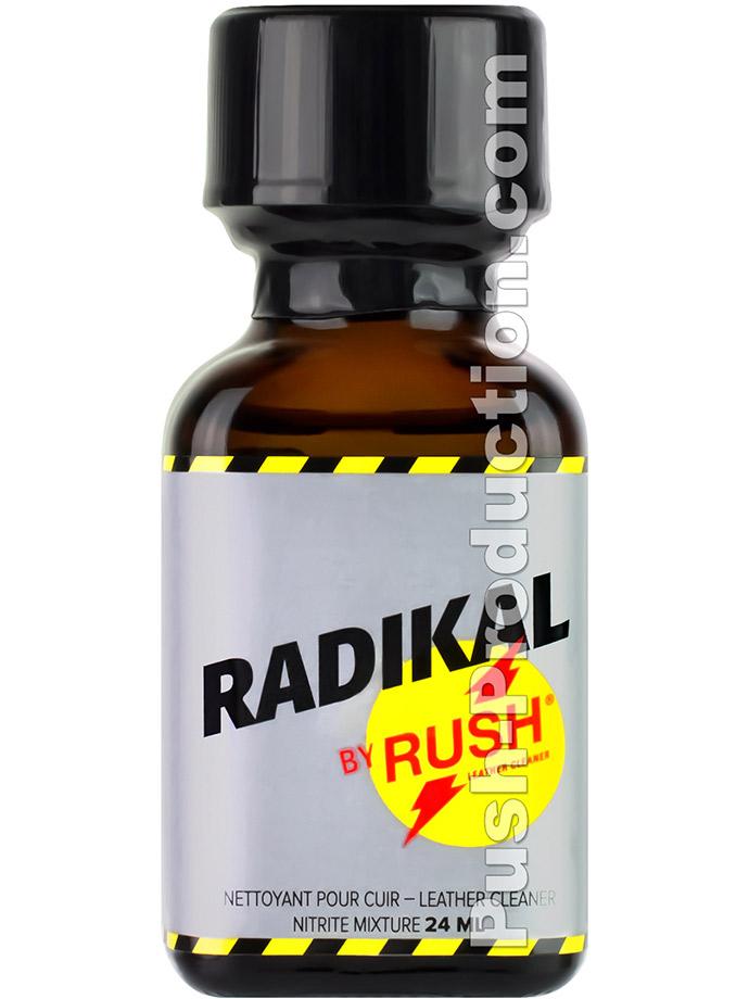 RADIKAL RUSH big square bottle