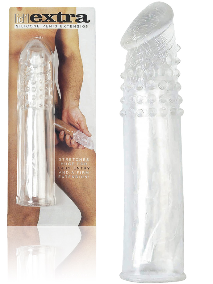 Lid'L extra - Soft penis extension