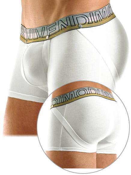Modus Vivendi - Nails Boxer Plus White