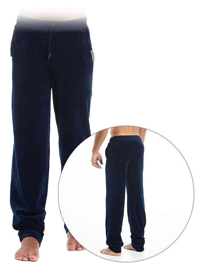 Modus Vivendi - Wolf Lounge Pants - Blue