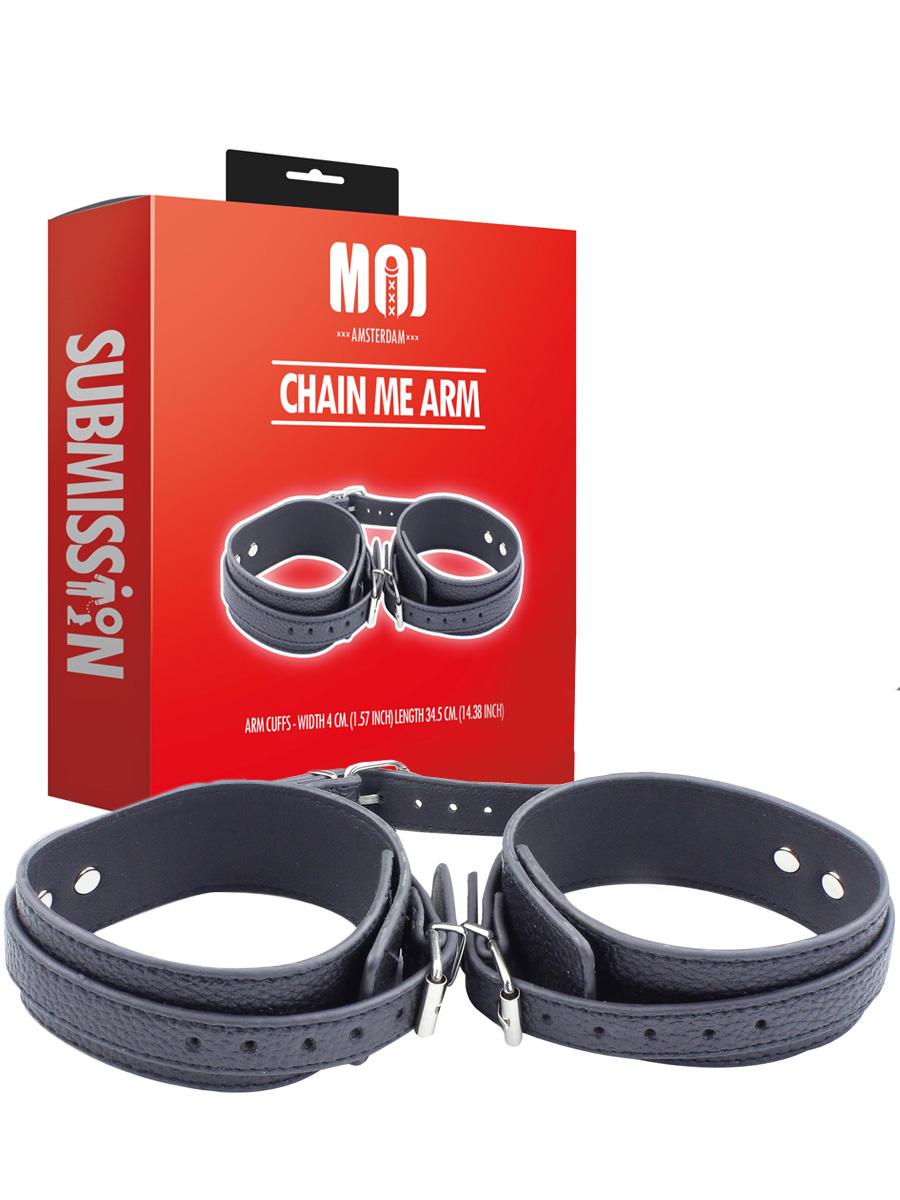 Chain Me Arm Cuffs Moi