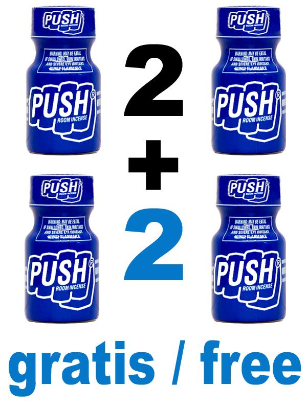 2 + 2 PUSH INCENSE