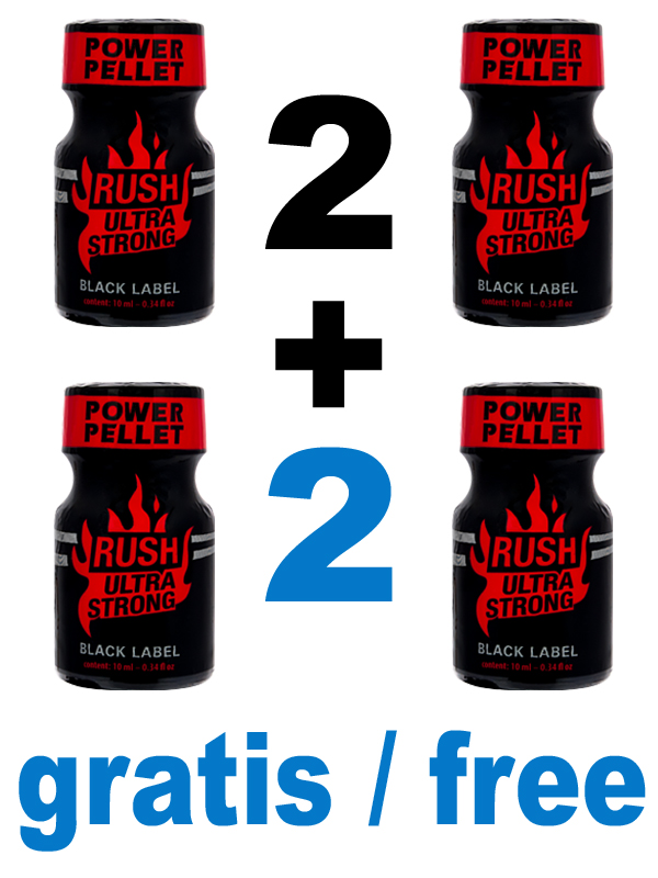 2 + 2 RUSH ULTRA STRONG - BLACK LABEL small