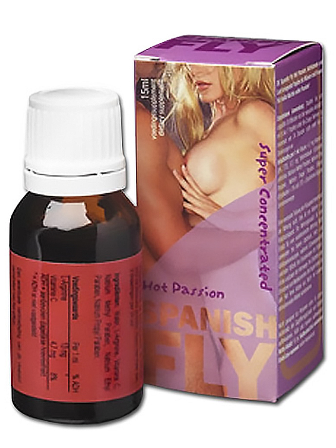 Spanish Fly Hot Passion - 15 ml