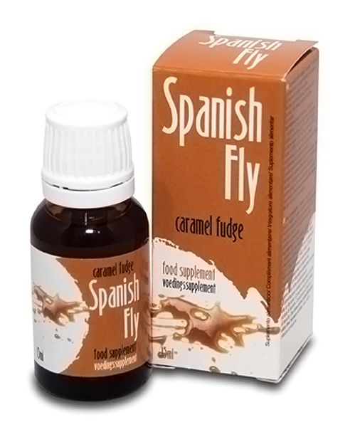 Spanish Fly Caramel Fudge 15 ml