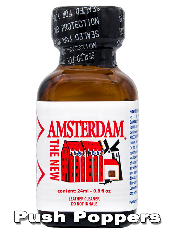 New Amsterdam big