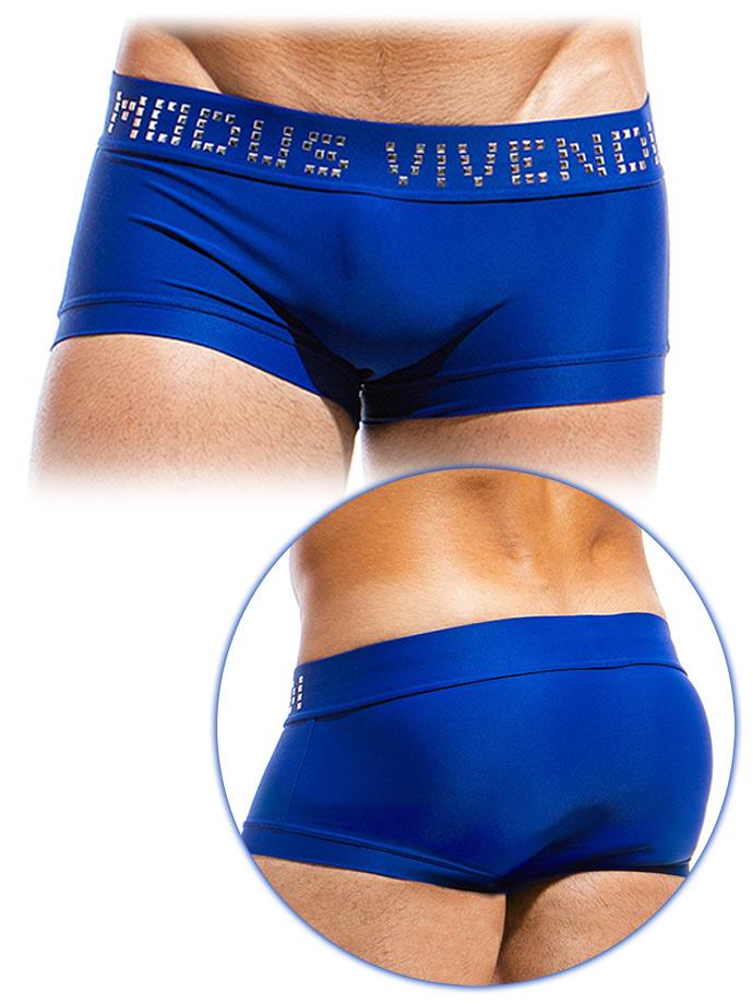 Modus Vivendi - Brand Brazil Cut Boxer - Blue