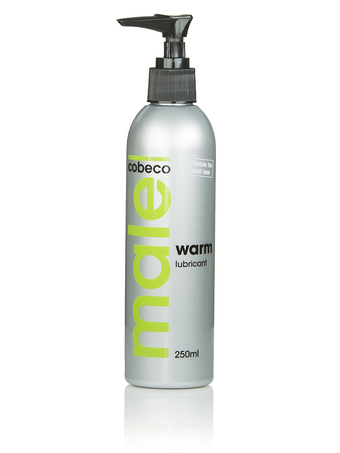 Male Warm Lubricant 250 ml