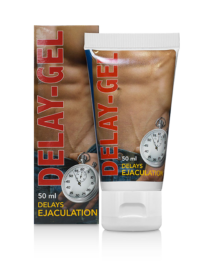 Delay-Gel - 50 ml
