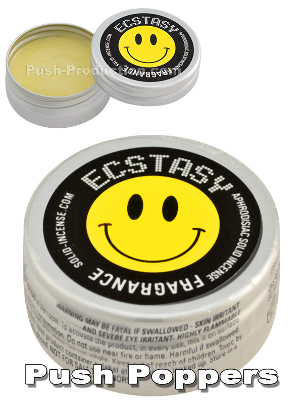 ECSTASY SOLID POPPERS small