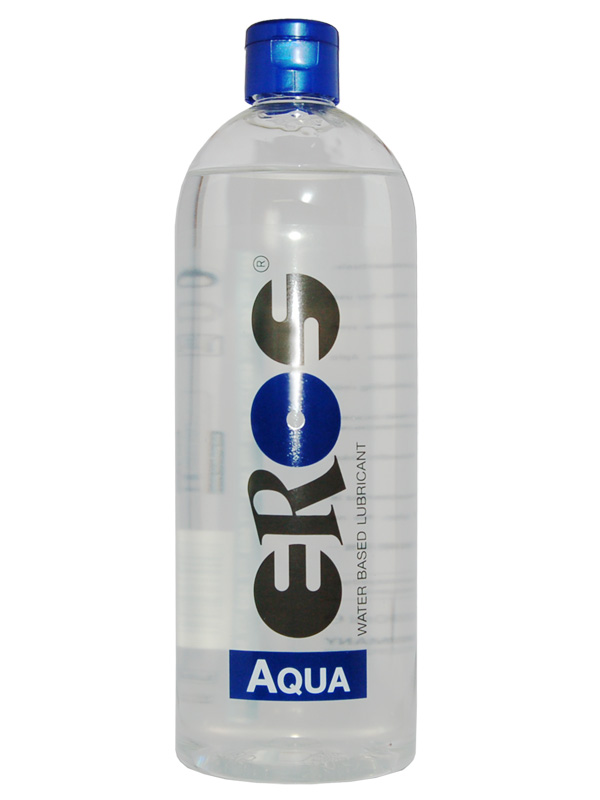 Eros Aqua - Water Based 500ml Bottle