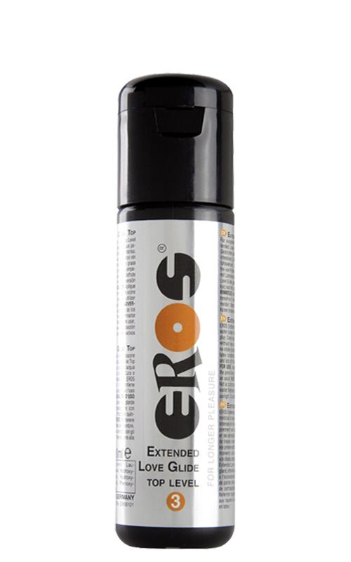 Eros Extended Love Glide 100ml - Top Level 3