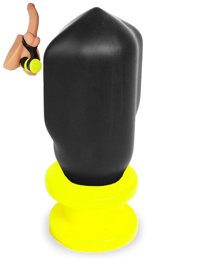 Hoolalass Plug Hydro Yellow