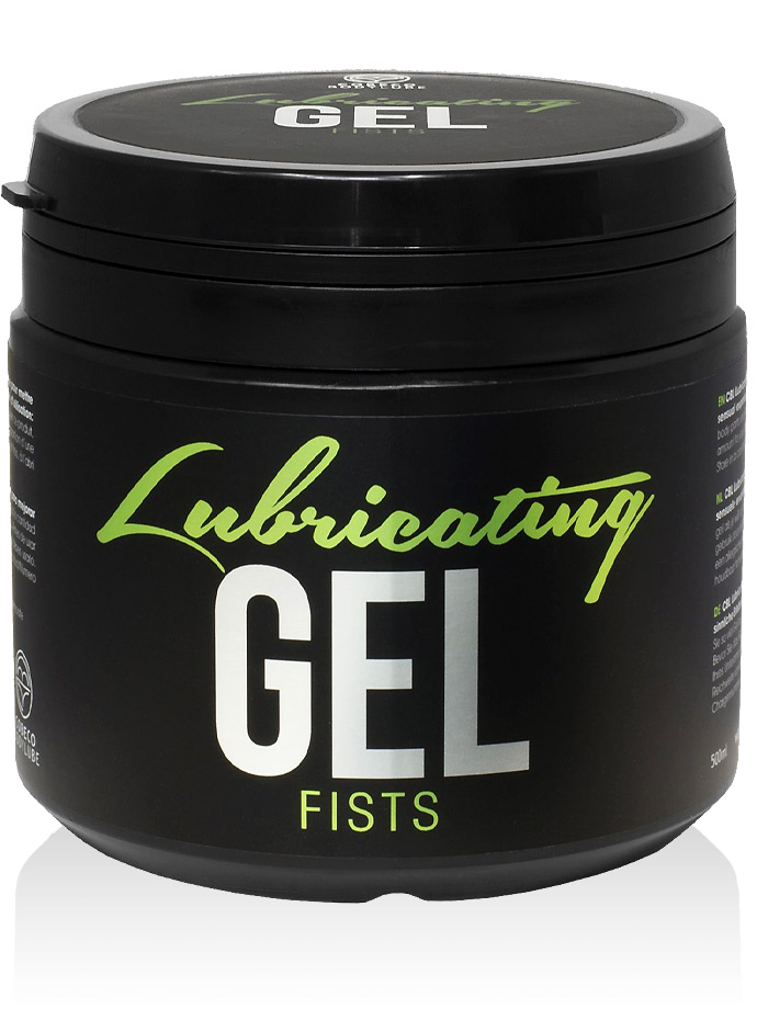 Lubricating Gel Fists 500 ml