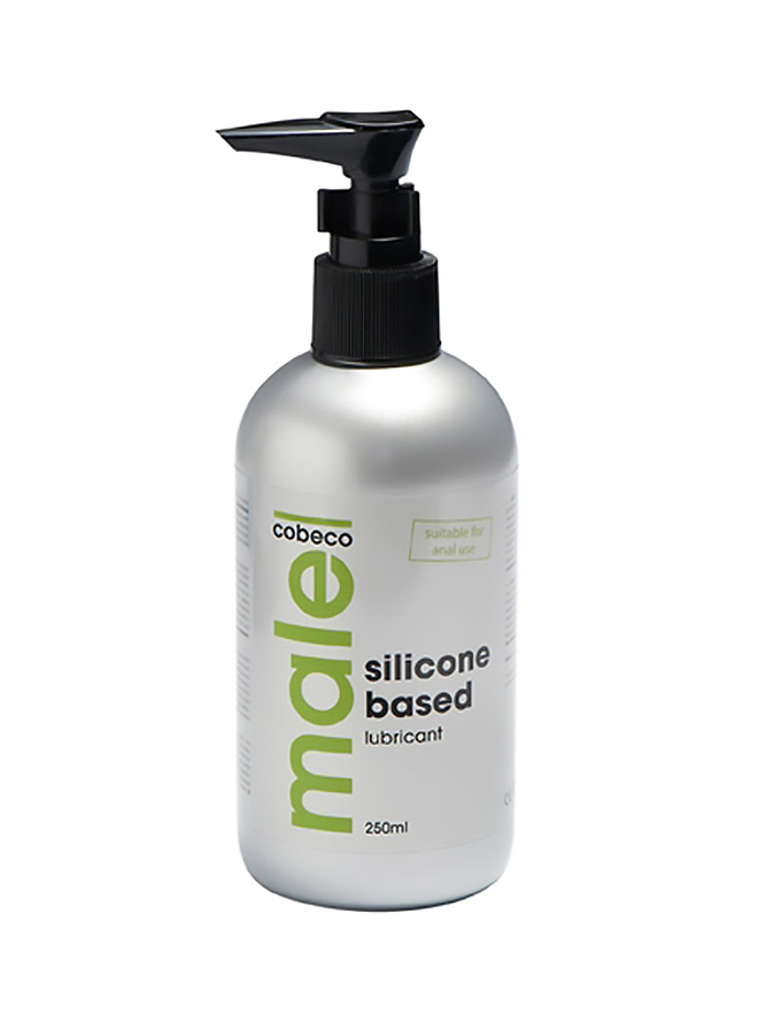 Male Lubricant Silicone 250 ml