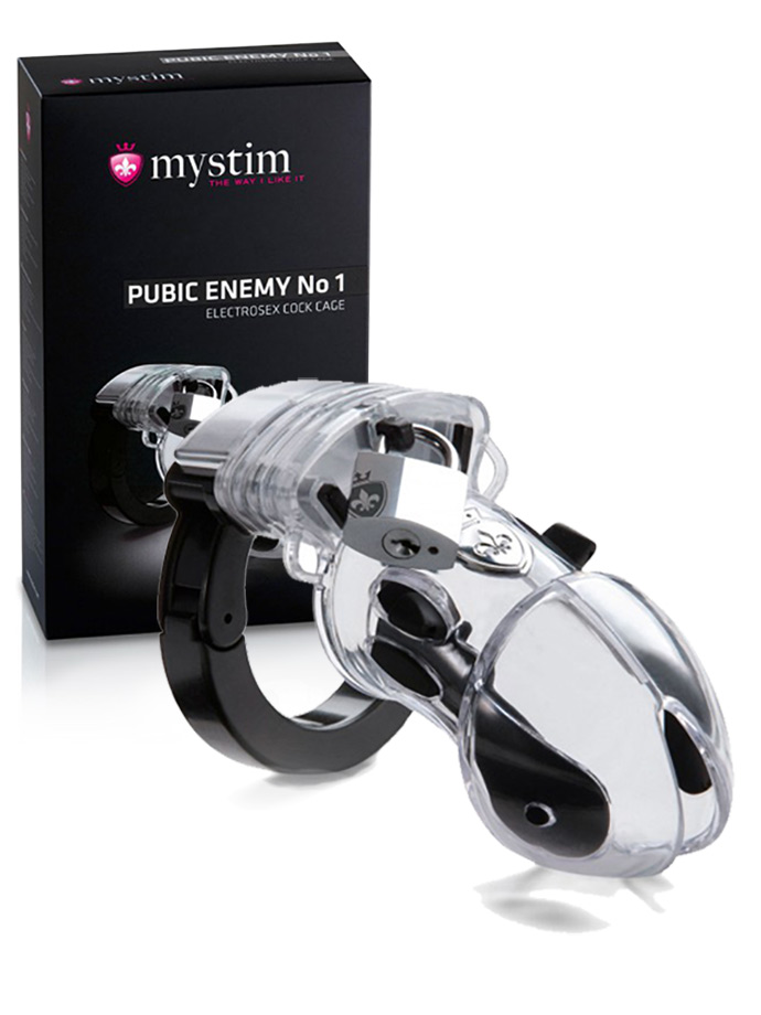 Mystim pubic enemy no 1