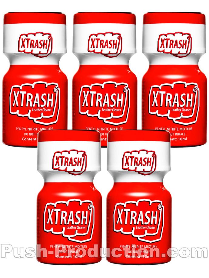 5 x XTRASH - PACK