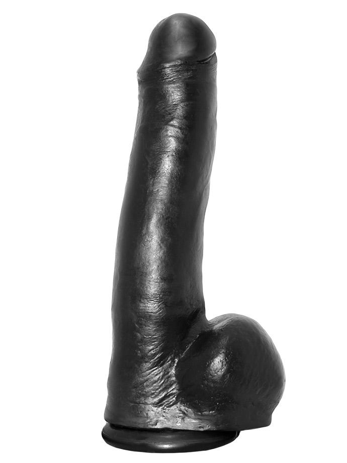 Black Pornstar Dildo Jeff