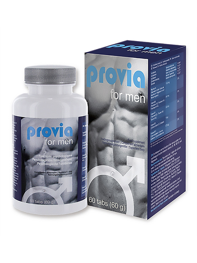 Provia for Men 60 Tabs