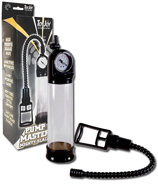 Pump Master Black