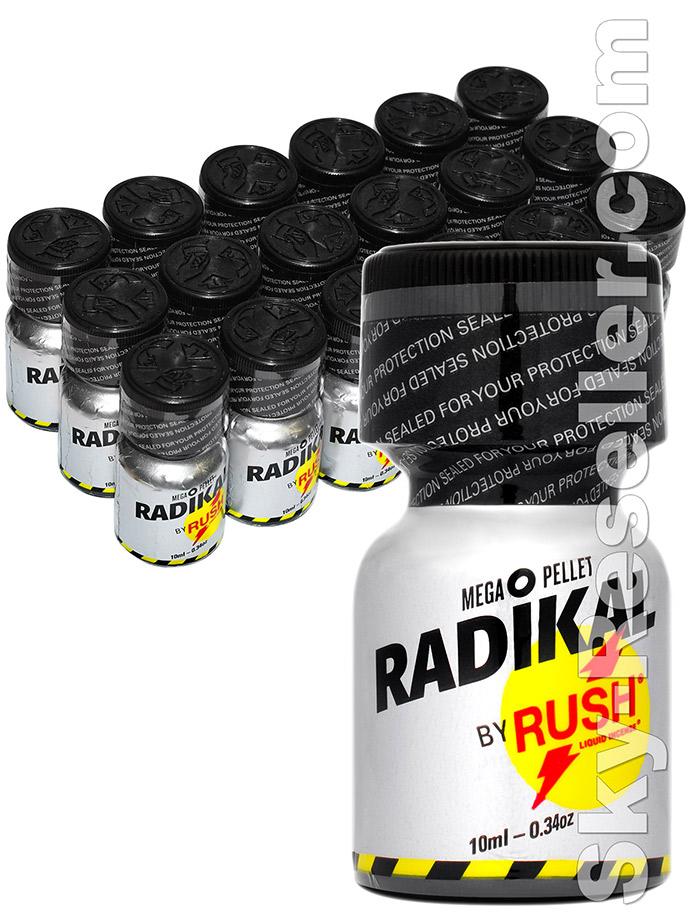 BOX RADIKAL RUSH small - 18 x