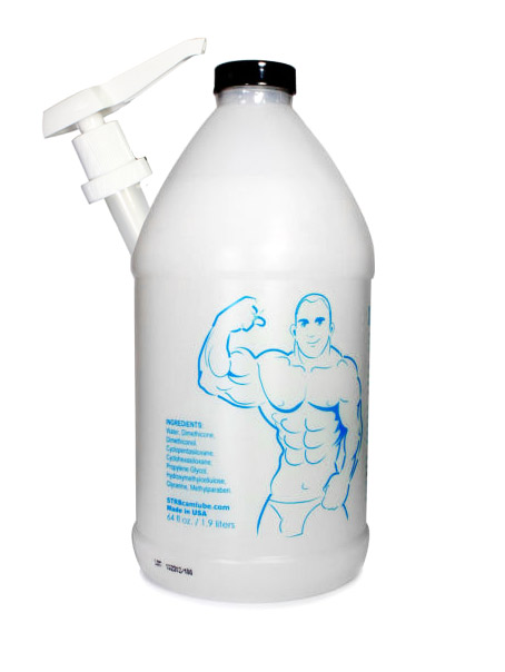 STR8cam Lube Hybrid - 64oz