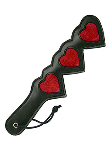 Triple Red Heart Slapper