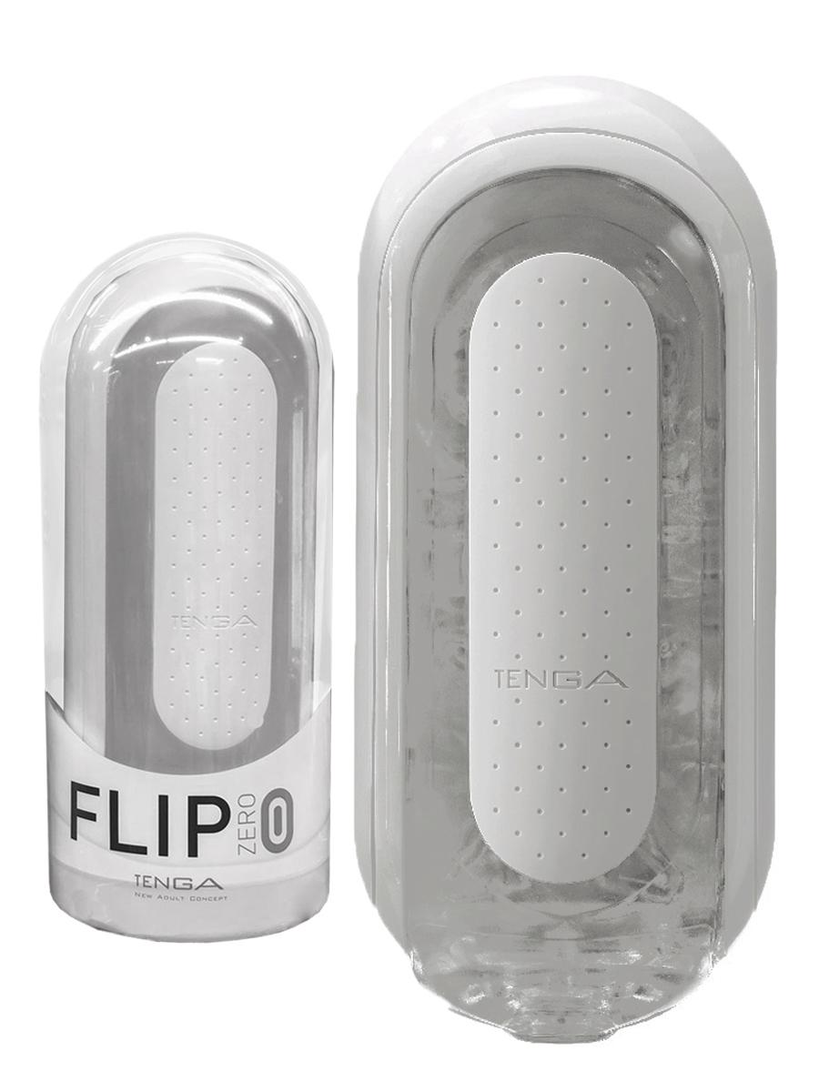 Tenga - Flip 0 (Zero) Masturbator - white
