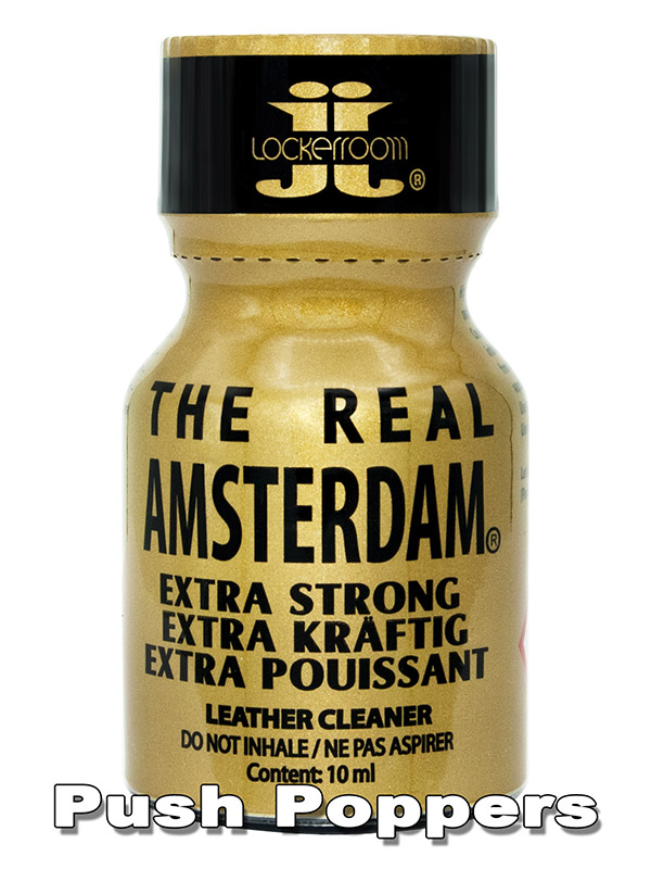 THE REAL AMSTERDAM small