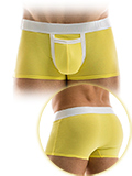 Modus Vivendi - Open Pocket Boxer - Yellow