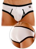 Modus Vivendi - Retro Brief White