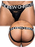 Andrew Christian - Eclipse Jock Denim - Black
