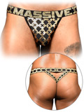Andrew Christian - MASSIVE Chain Y-Back Thong