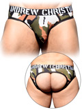 Andrew Christian - Camouflage Locker Room Jock