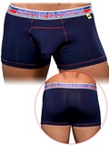 Andrew Christian - Almost Naked Premium Boxer Navy