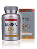Kobra for Men 60 tabs