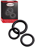 Malesation - Cock Ring Set Beginner