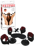Fetish Fantasy - Suction Cuff Bondage Kit
