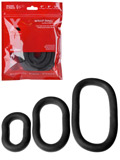 Xplay Gear - Wrap Cockring 3-Pack Thick