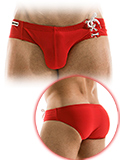 Modus Vivendi - Cord Brief - Red