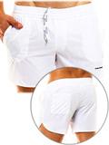 Modus Vivendi - Capsule Swimwear Short - White