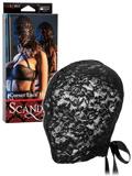 Scandal Corset Lace Hood