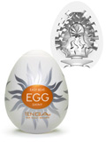 Tenga - Hard Boiled Egg Shiny
